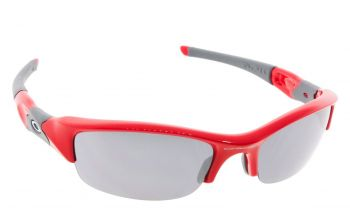 Oakley Flak Jacket infrared / bkl.iridium 03-905