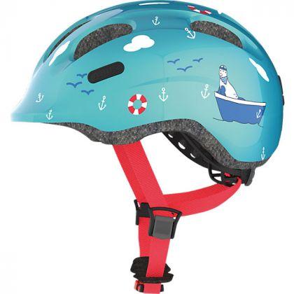 Abus Smiley 2.0 turquoise sailor ZoomPlus Bikehelm