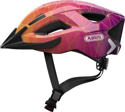 ABUS Aduro 2.0 gold prism Fahrradhlem