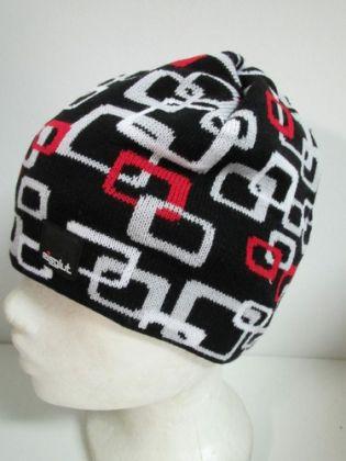 Eisglut Mütze  Beanie Izzy Black
