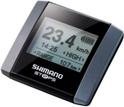 Shimano Display Steps SC-E6000 E-Bike