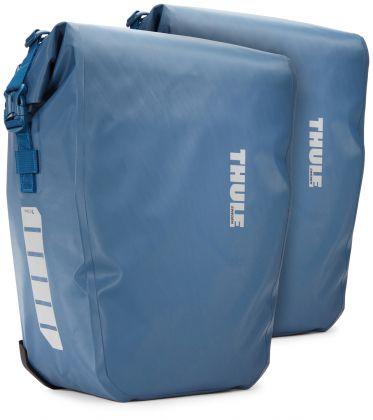 Thule Shield Pannier Fahrradtasche  25l blau 1Paar