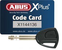 Abus Steel-O-Flex X-Plus 1025