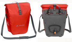 Vaude Aqua Back lava 48l Gepäcktaschen Doppelpack