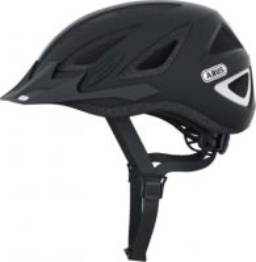 ABUS Urban-I v.2 velvet black ZoomLite Bikehelm