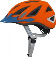 ABUS Urban-I v.2 neon orange ZoomLite Bikehelm