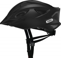 ABUS S-Cension velvet black ZoomLite Bikehelm