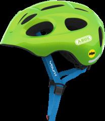 ABUS YOUN-I MIPS sparkeling green Fahrradhelm