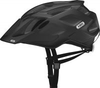ABUS MountK velvet black Zoom Bikehelm