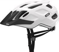 ABUS MountK polar white Zoom Bikehelm