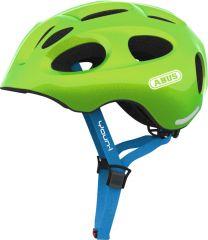 ABUS YOUN-I 2.0 sparkeling green Fahrradhelm