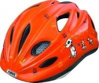 ABUS Chilly Gr.S robot orange ZoomLite Bikehelm
