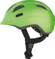 Abus Smiley green, red ZoomPlus Bikehelm