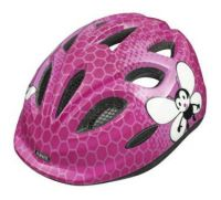 Abus Smiley pink bee Gr.S ZoomPlus Kinderhelm