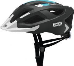 ABUS Aduro 2.0 race grey Fahrradhlem