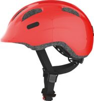 Abus Smiley 2.0 sparkeling red Kinderhelm