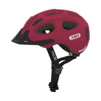 ABUS YOUN-I ACE Cherry red ZoomLite Bikehelm
