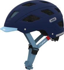 ABUS HYBAN core blue ZoomPlus Bikehelm