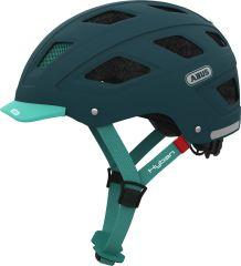 ABUS HYBAN core green ZoomPlus Bikehelm