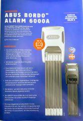ABUS BORDO 6000A / 90 Faltschloss mit Alarm