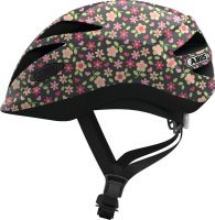 ABUS HUBBLE 1.1 retro flower ZoomPlus Bikehelm