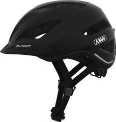 ABUS PEDELEC 1.1 black edition ZoomLite Bikehelm
