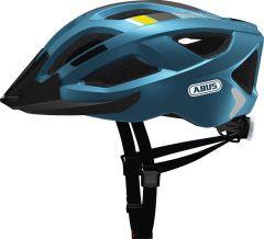 ABUS Aduro 2.0 steel blue Fahrradhlem