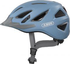 ABUS Urban-I 3.0 glacier blue ZoomLite Bikehelm