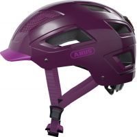 ABUS HYBAN 2.0 core purple ZoomPlus Bikehelm