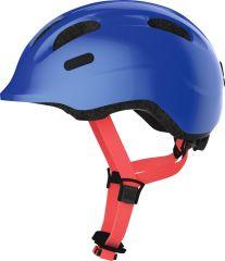Abus Smiley 2.1 sparkeling blue ZoomPlus Bikehelm