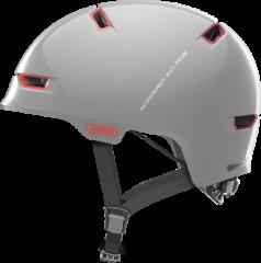 ABUS Scraper 3.0 alaska grey Bikehelm