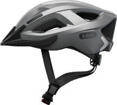 ABUS Aduro 2.0 glare silver Fahrradhlem