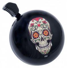 LIIX Design Bell Sugar Skull Fahrradklingel