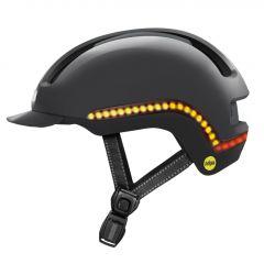 NUTCASE Vio Matte Light MIPS Black Fahrradhelm