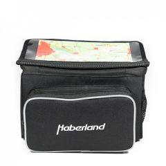 Haberland Lenkertasche Classic 6L für Klickfix Adapter