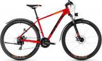 Cube Aim Allroad 27,5 red'n'black 18