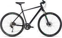 Cube Cross RH54 black 2018 black green