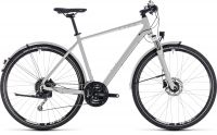 Cube Nature Pro Allroad bright He 58 2018 grey'n'white
