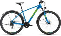 Cube Aim Allroad 29 blue'n'green 17
