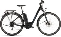 Cube Touring Hybrid ONE Easy Entry RH46 500 2019 black blue