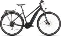 Cube Touring Hybrid ONE Trapez RH50 400Wh 2019 black blue