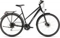 Cube Touring ONE Trapez RH50  2019 black grey