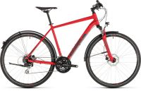 Cube Nature Allroad He 58 2019 red grey
