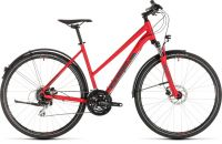 Cube Nature Allroad Trapez 54 2019 red'n'grey