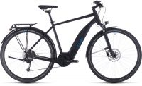 Cube Touring Hybrid ONE 500 He 58  2020 black'n'blue