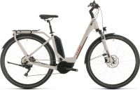 Cube Touring Hybrid PRO Easy Entry RH54 500 2020 grey'n'red