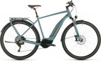 Cube Touring Hybrid EXC 500 Trapez 50  2020 blue'n'orange