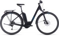 Cube Town Hybrid ONE 500 EasyEntry 58  2020 iridium'n'black