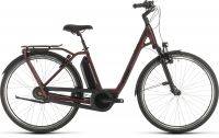 Cube Town Hybrid EXC 500 EasyEntry 50  2020 red'n'black