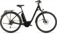 Cube Town Sport Hybrid ONE 500 EasyEntry 58  2020 black'n'grey